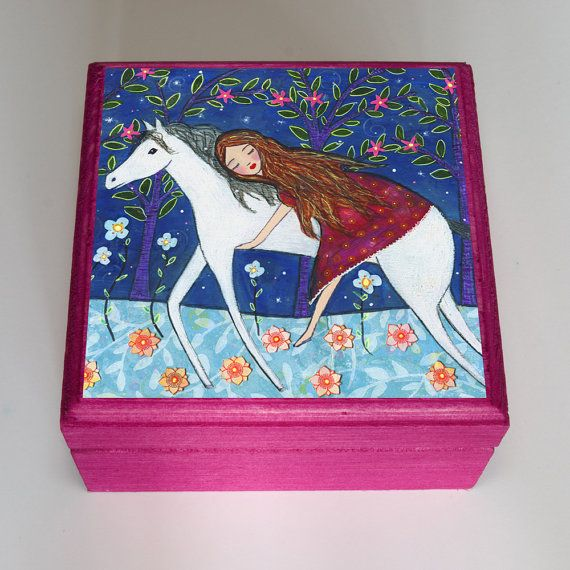 33+ Horse jewelry box for girls ideas in 2021