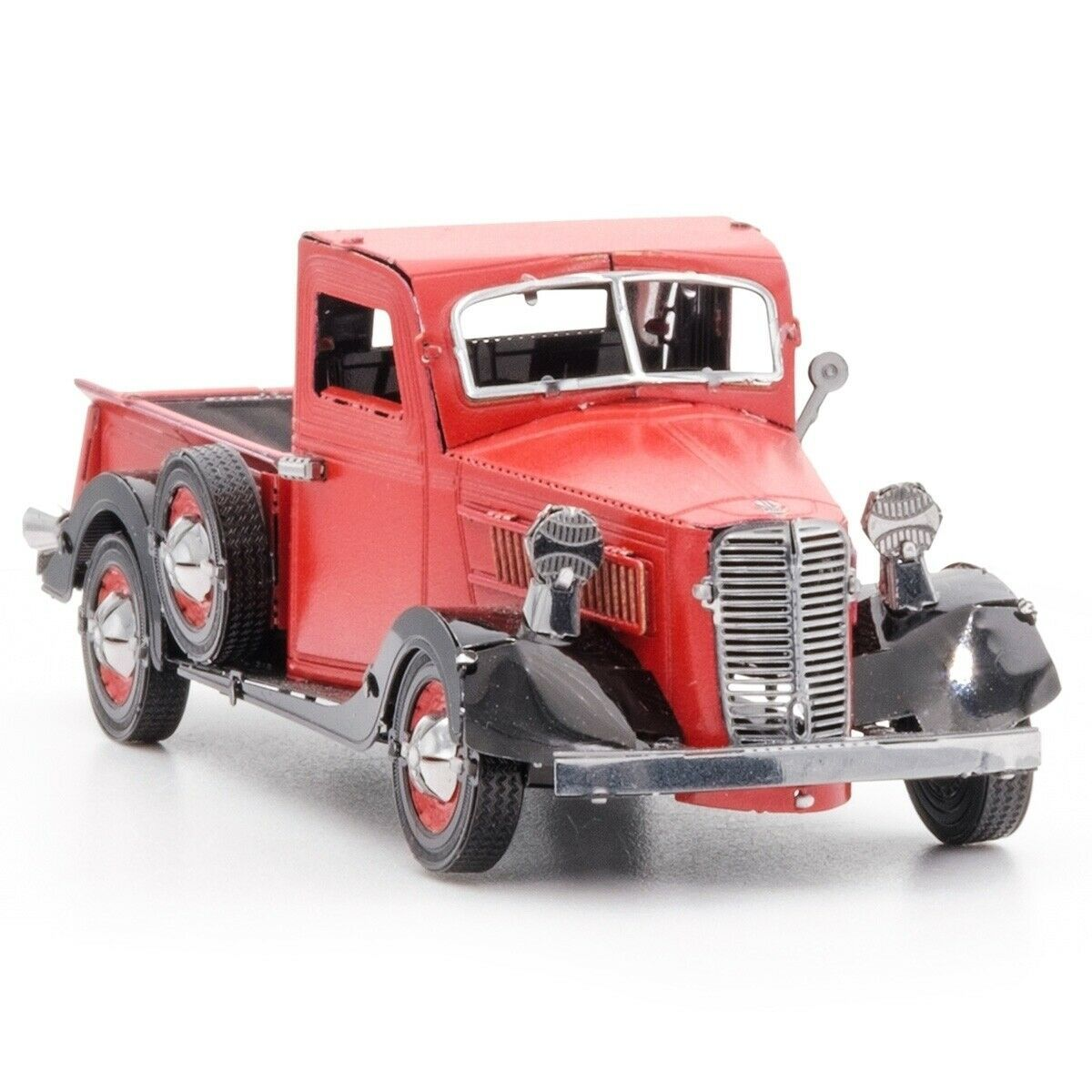 Details About Fascinations Metal Earth 1937 Ford Pickup Automobile 3d Steel Model Kit Mms199 Ford Pickup Metal Earth Ford Pickup Trucks
