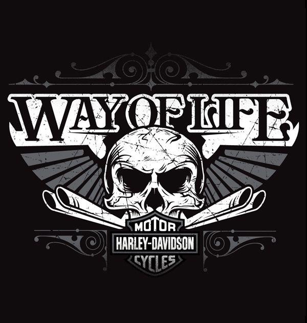 Harley Davidson Apparel Harley Symbols Pinterest Harley