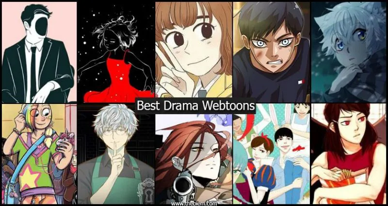 Top 20 Drama Webtoon Titles To Check Out 2020 in 2020