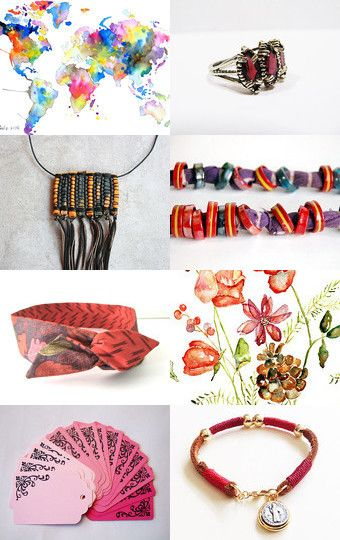 Colored for you by Rincon del caracol on Etsy--Pinned with TreasuryPin.com