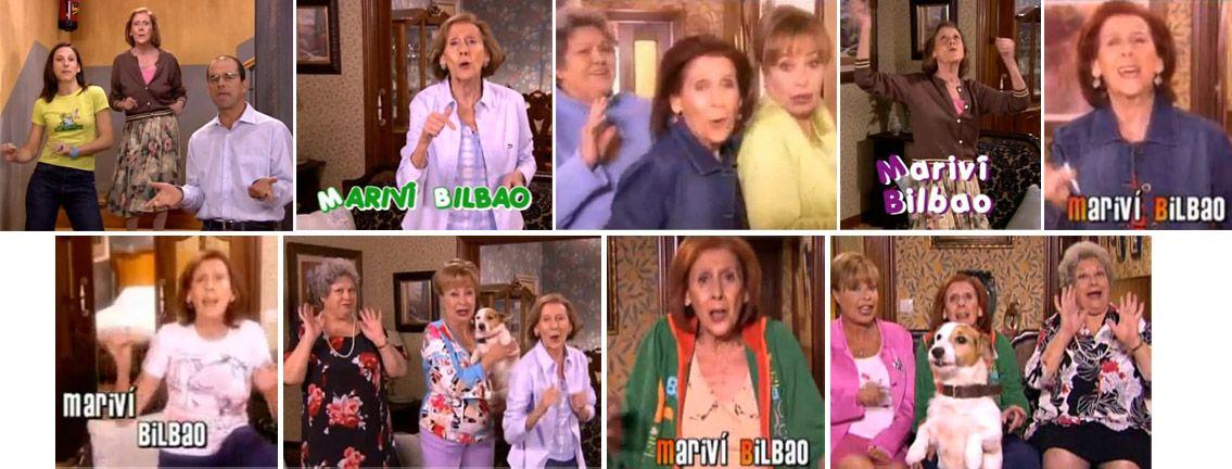 Marivi Bilbao Cabeceras Aqui No Hay Quien Viva Jpg 1135 432 Cabeceras Series Español Bilbao