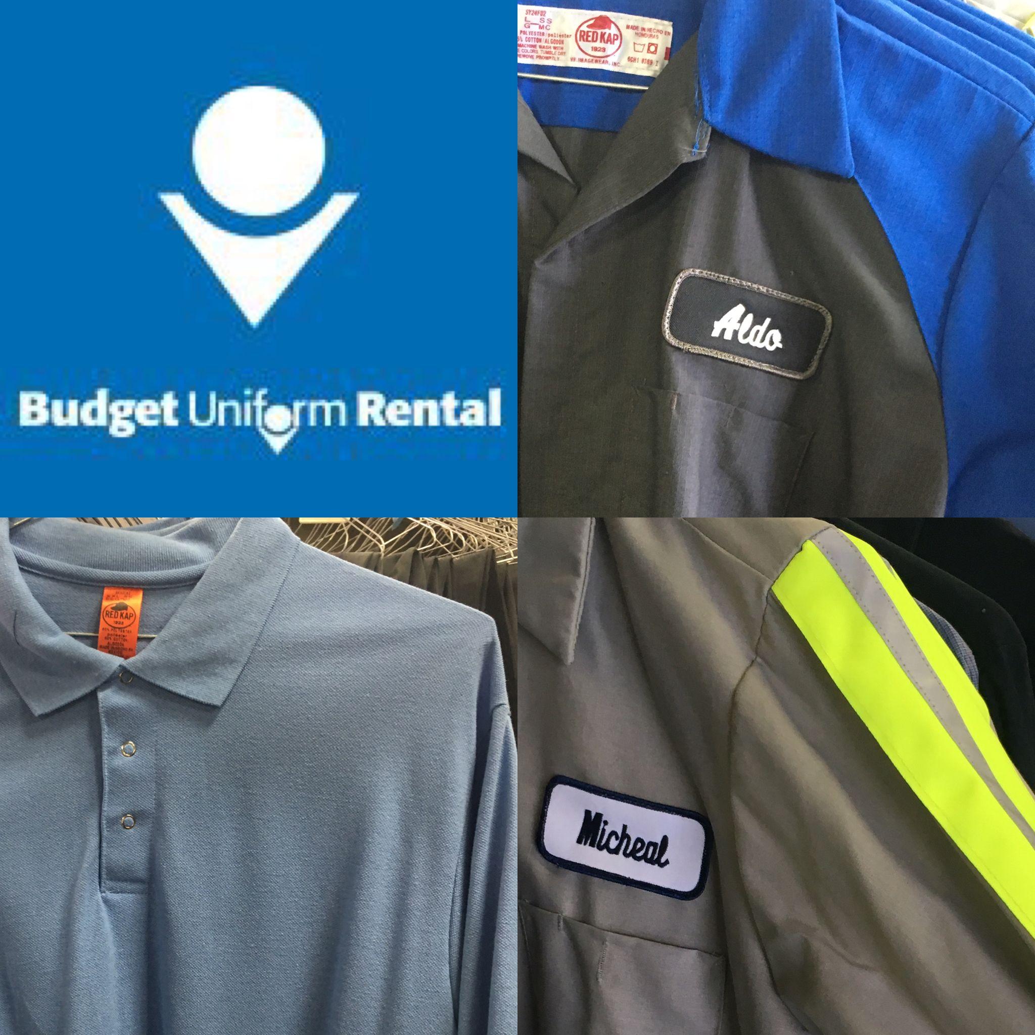 Uniforms for Rent
