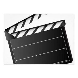 kino einladungen kino einladungskarten | hochzeit einladungskarten, Einladungsentwurf