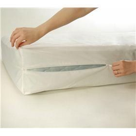 King Size Mattress Protector Pad Waterproof Bed Top Cover Urine Fluid Dust Mite