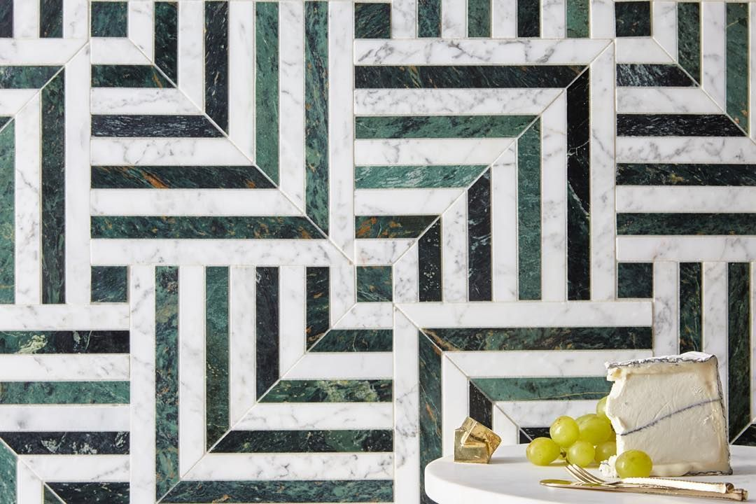 A little tile and cheese pairing to inspire your senses
