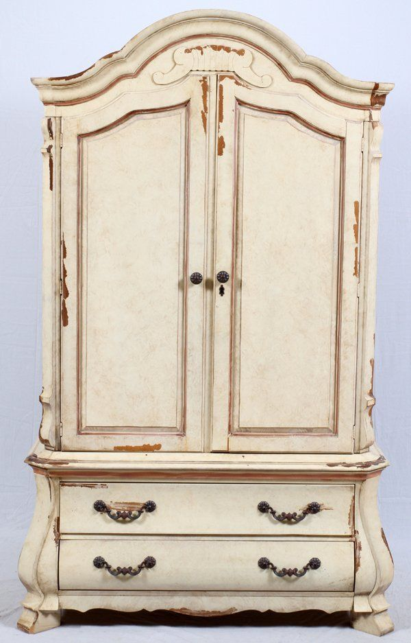 Romweber Two Door Armoire With Images Armoire Vintage Finds