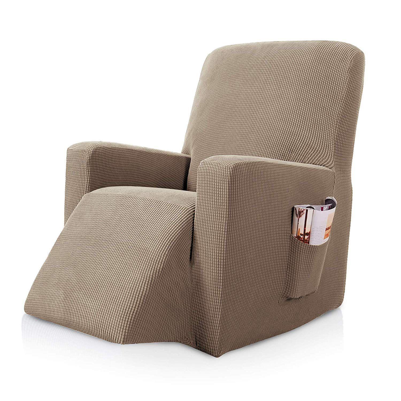 Subrtex Chair Slipcover Stretch Lazy Boy Leather Furniture