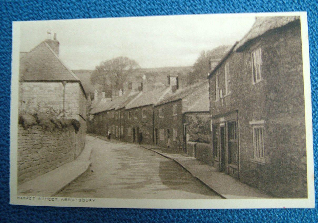 Market Street, Abbotsbury (John F Gibbons) - c1920? • EUR 2,36 ...