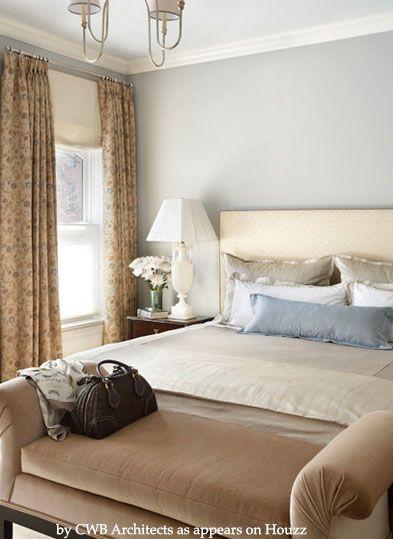 Wickham Gray Bedroom