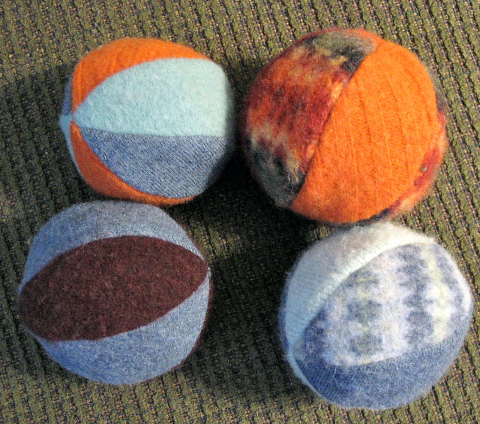 Christmas gifts i made dryer balls wool dryer balls