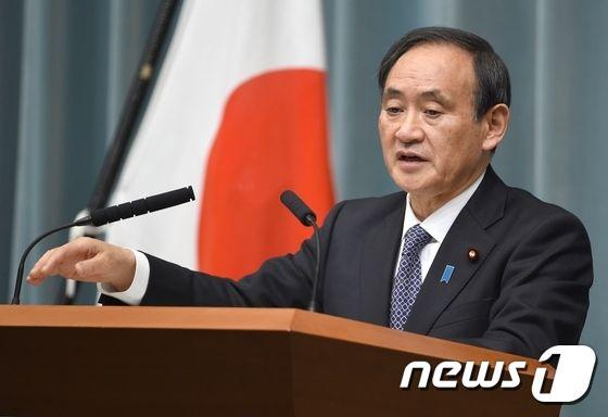 日관방 북방영토 '4개 섬 귀속' 방침 변함없다 - 뉴스1