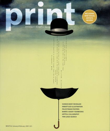 print magazine design competition