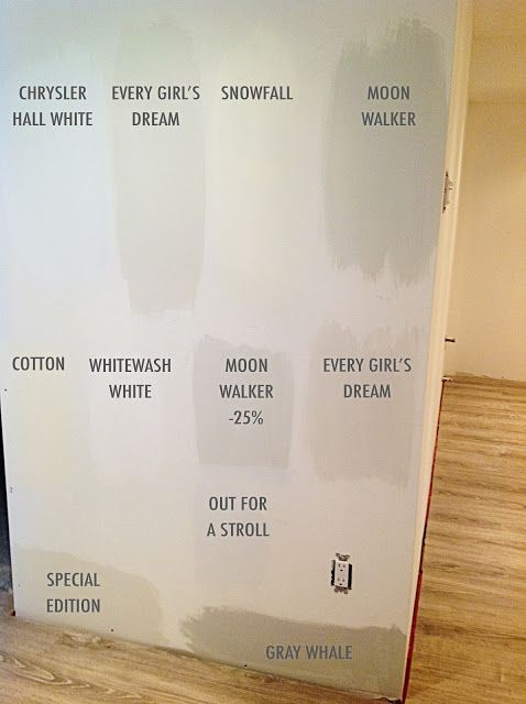 the basement the right white paint with images off on behr paint comparison chart id=82436