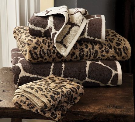 leopard print home decor | 25 Ideas To Use Animal Prints In Home ...