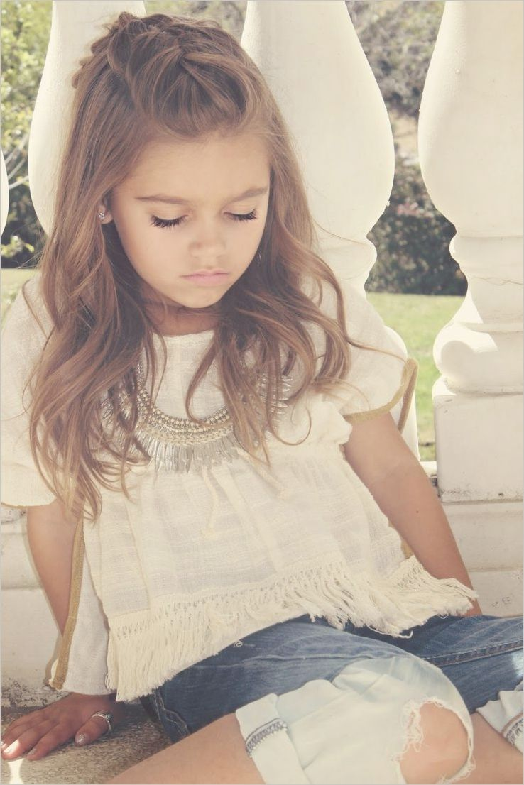 cute hairstyles for little girls with curly hair CAN BRIGHTEN UP ...