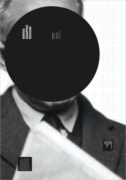 searchsystem: Birk Marcus Hansen / Swiss Graphic Design / Poster / 2013 | VISUALGRAPHC