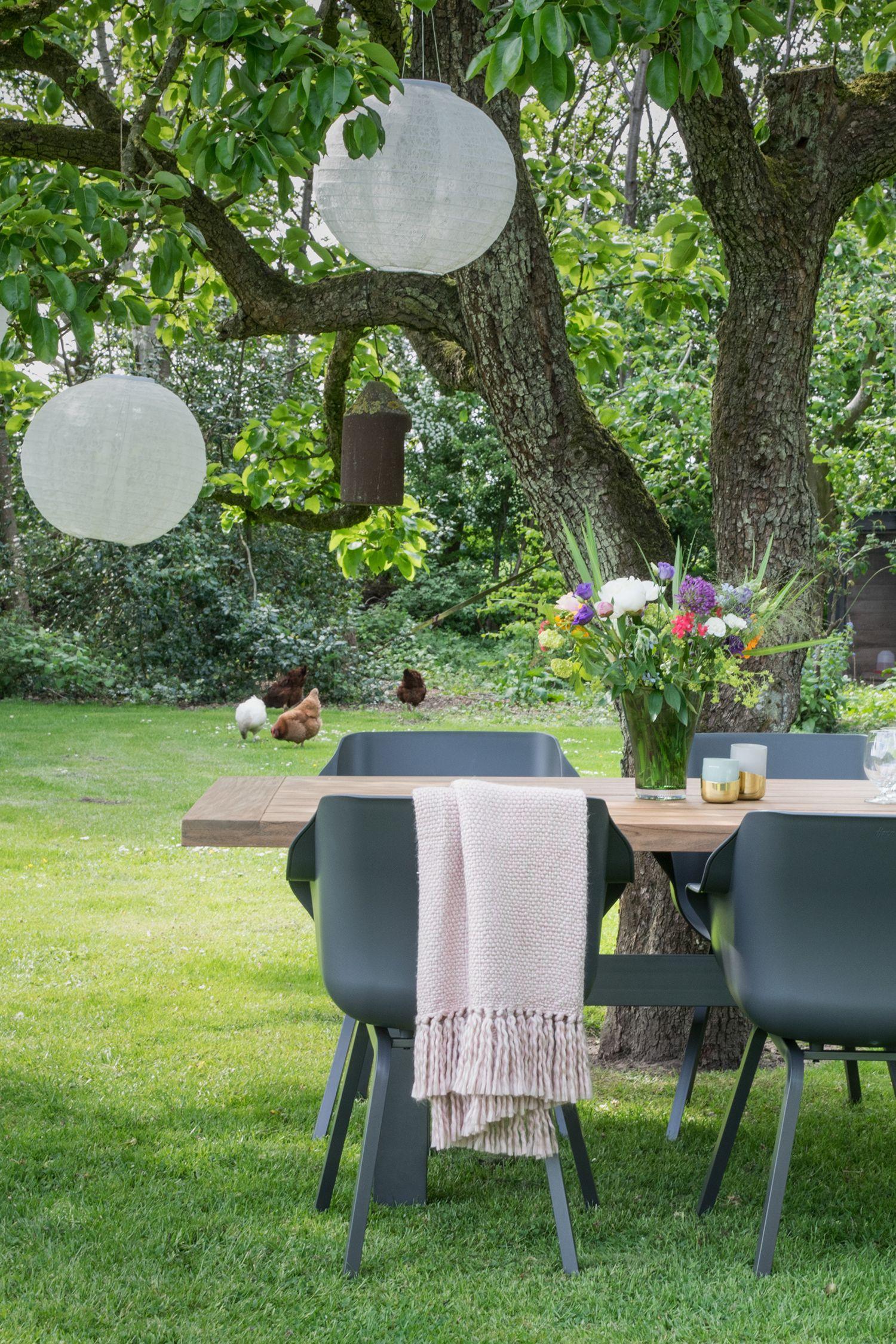 Hartman tuinset Sophie Element en Yasmani tafel. #creatiefmetsophie ...