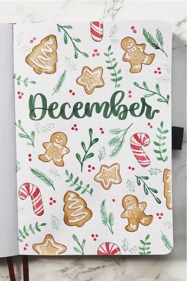 30 Best December Monthly Cover Ideas For Holiday V