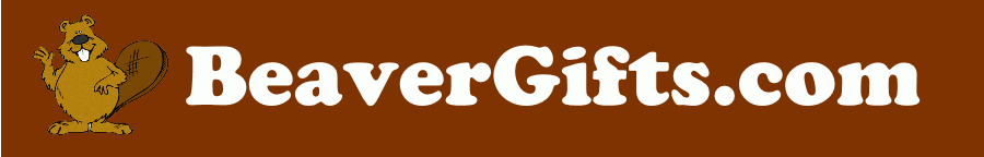 Gerber Baby-Boys Newborn 3 Piece Bodysuit Cap and Pant Set Orange/Brown Beaver 0-3 Months | BeaverGifts.com