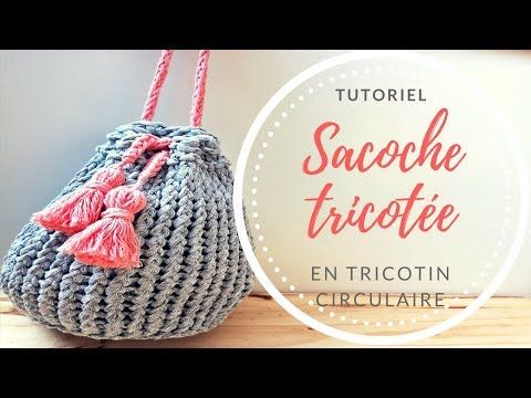 tricotin rond ou rectangulaire