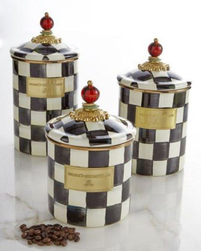 Luxury royal kitchen canister sets best black kitchen for Kitchen set royal