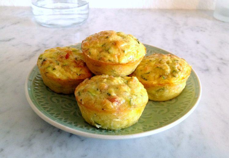 Questi gustosissimi muffin sono perfetti per una festa di compleanno, un picnic…