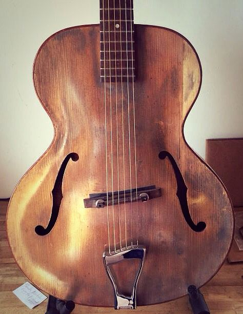 Epiphone Zenith 1954 Archtop Guitar Classic Guitar Acoustic Guitar