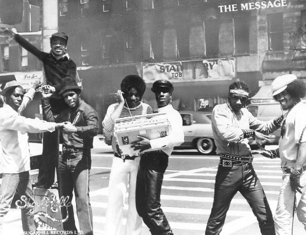 Hip Hop Hall Of Famers Grand Master Flash And The Furious