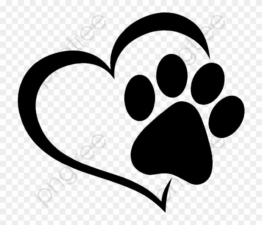 Download Hd Love And Cat Prints Paw Print Heart Clip Art Png Download And Use The Free Clipart For Your Paw Print Art Paw Print Clip Art Paw Print Drawing Over 242 paw print png images are found on vippng. paw print clip art