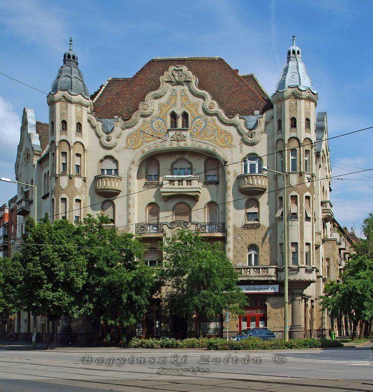 Gróf palota (Szeged, HU)