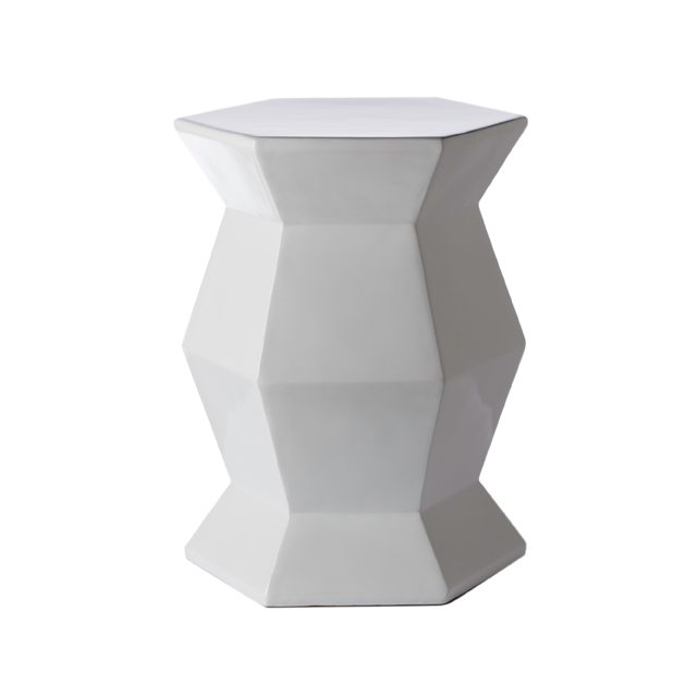 A Modern High Gloss Side Table Perfect For The Nursery