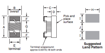 Coilcraft High Q-factor Chip Inductors   IP&E   Q factor, Factors, Chips