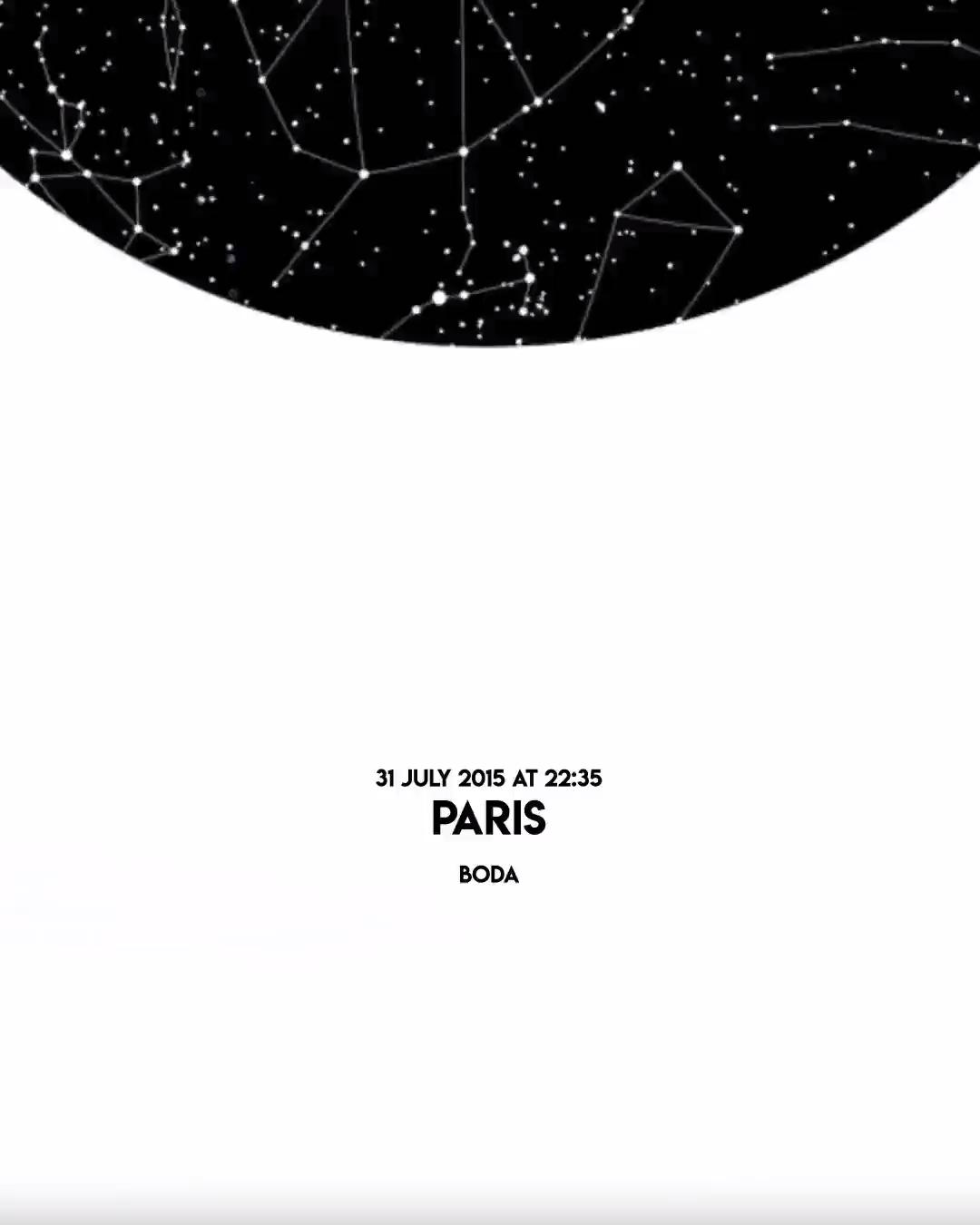 Mapa De Estrellas Personalizado Video Mapa De Constelaciones Mapa De Las Estrellas Mapa Constelaciones