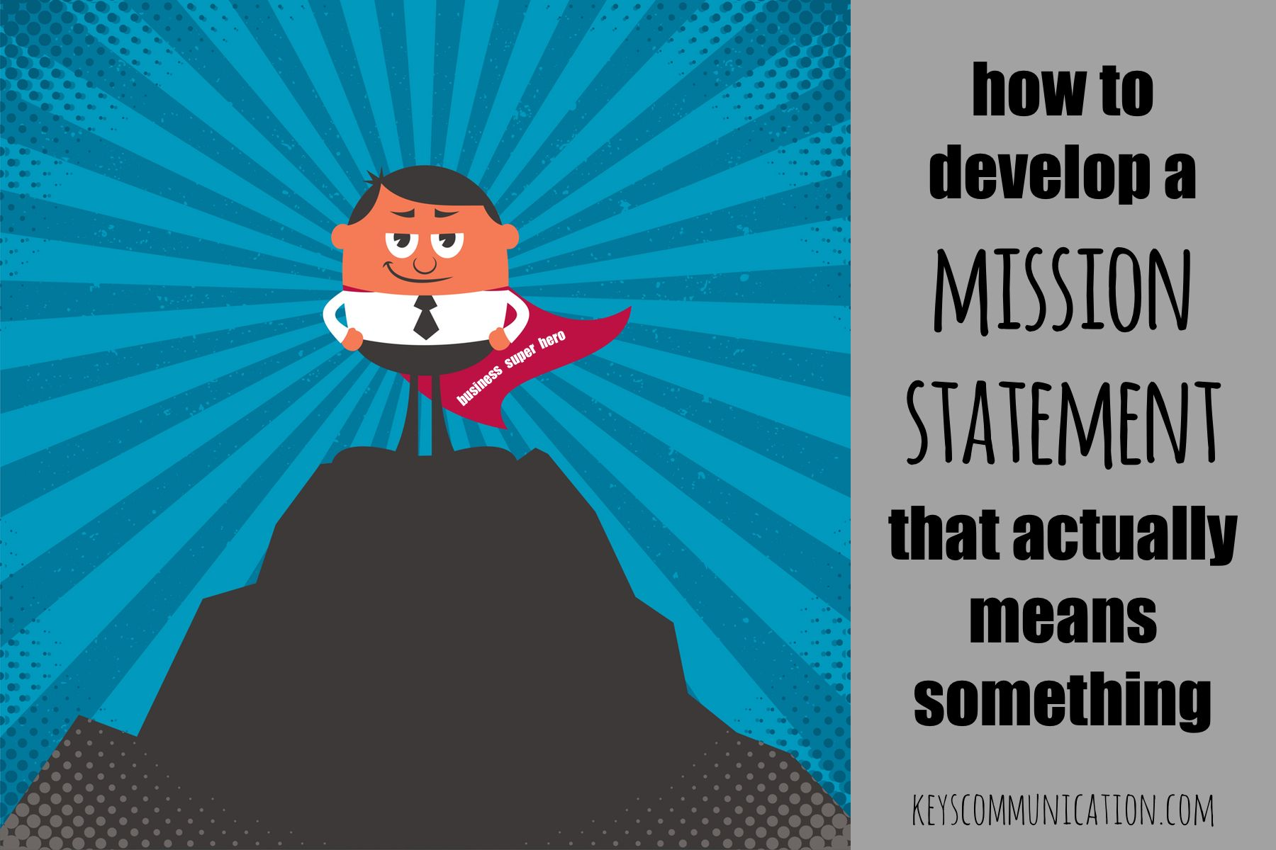 Developing A Mission Statement That Means Something Missionvision
