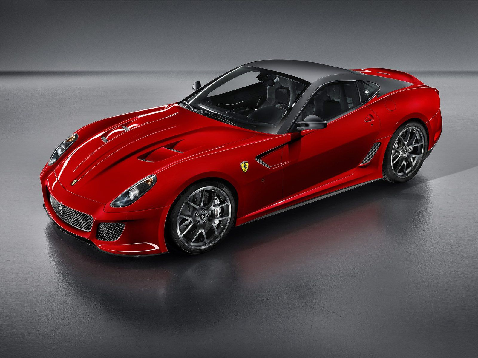 2011 Ferrari 599 GTO (2011)