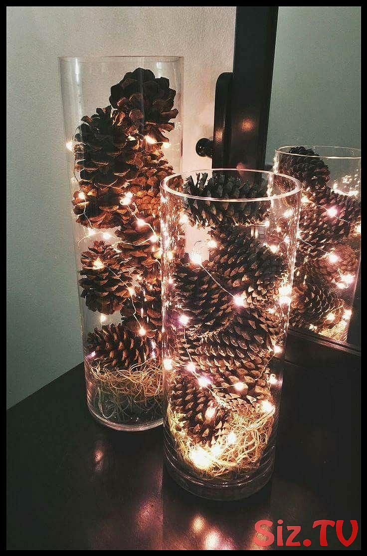 twinkle lights and pine cones nestled in a clear vase makes a nice rustic winte   twinkle lights and pine cones nestled in a clear vase makes a nice rustic winte   twinkle lights and pine cones nestled in a clear vase makes a nice rustic winter display twinkle lights and pine cones nestled in a clear vase makes a nice rustic winte   twinkle lights and pine cones nestled in a clear  hellip