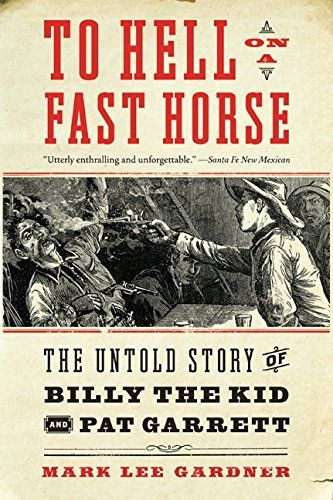 To Hell on a Fast Horse: The Untold Story of Billy the Kid and Pat Garrett by Mark Lee Gardner http://www.amazon.com/dp/0061368296/ref=cm_sw_r_pi_dp_iPk6wb14MPX5C