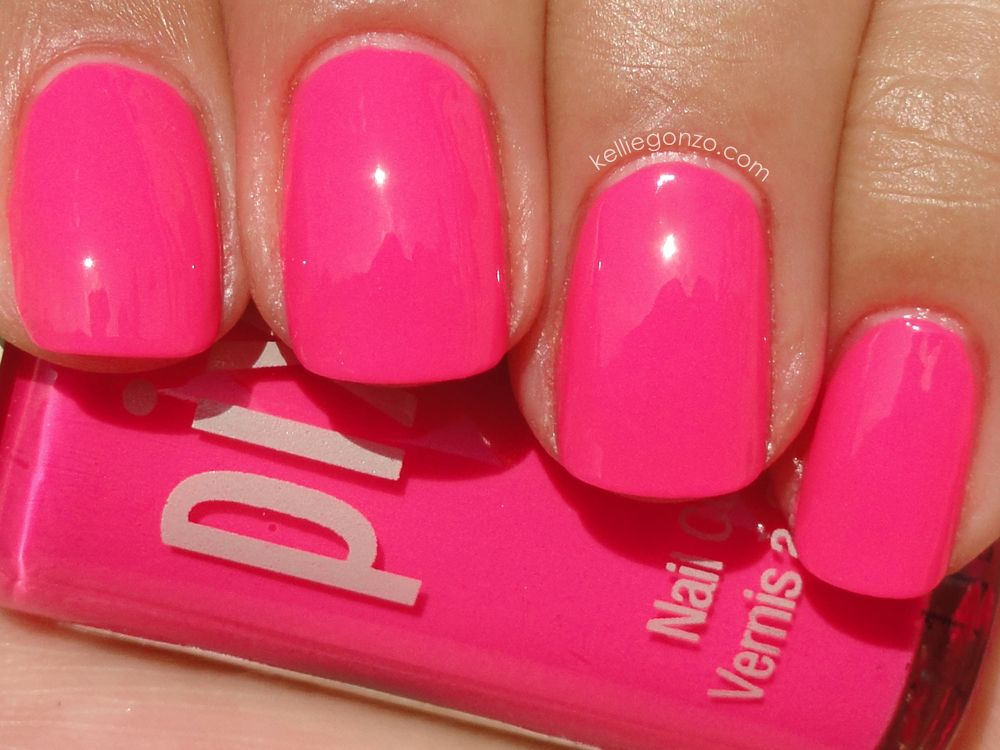 Pixi Summer Pink Available At Target Cute Nail Polish Nail