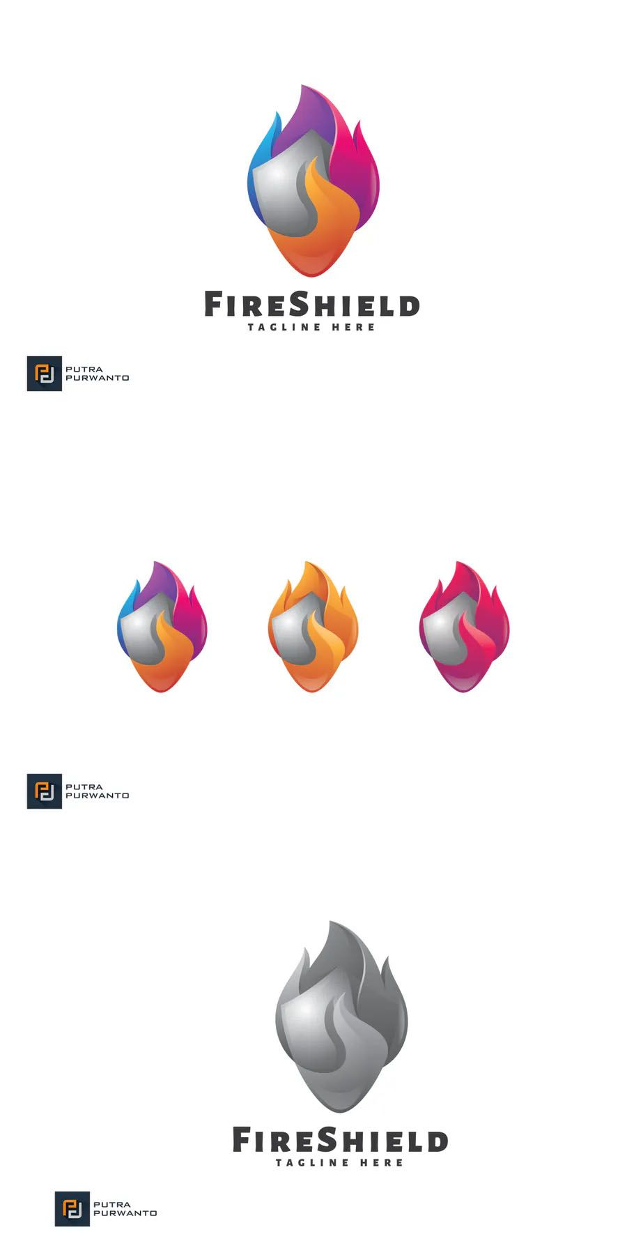 Fire Shield Logo Template Ai Eps In 2020 Logo Templates Shield Logo Templates