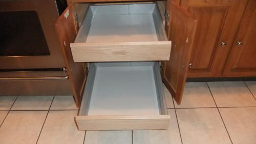 Adapting Ikea Cabinet Drawers To Your Existing Kitchen Cabinets Kitchen Cabinet Drawers Custom Kitchen Cupboards Home Depot Kitchen