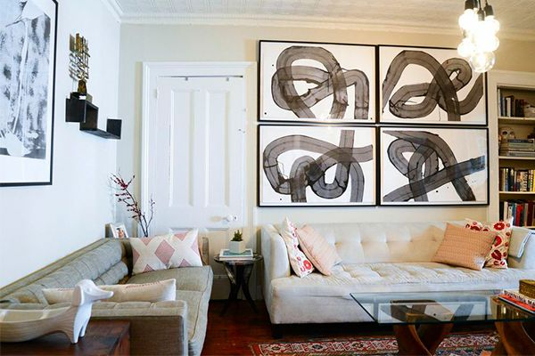 Whisked away in williamsburg step inside a homepolish designers brooklyn abode nyc
