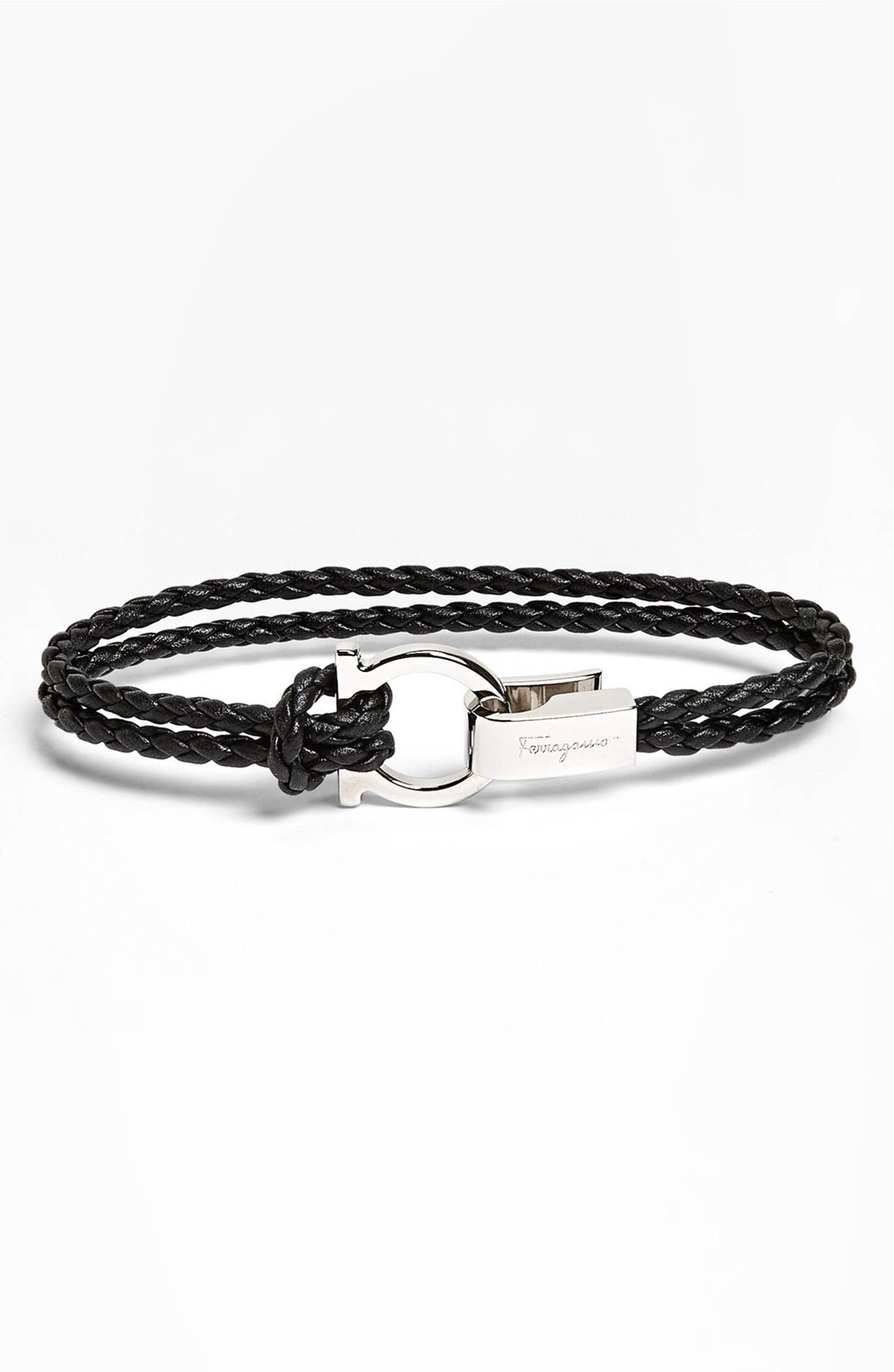 Men's Salvatore Ferragamo 'trecc' Bracelet