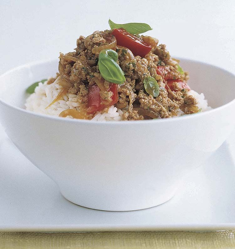 Thai-Style Mince - Ainsley Harriott | Quick meals to make ...