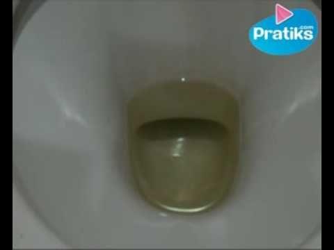 comment nettoyer une cuvette wc entartrée | petits trucs