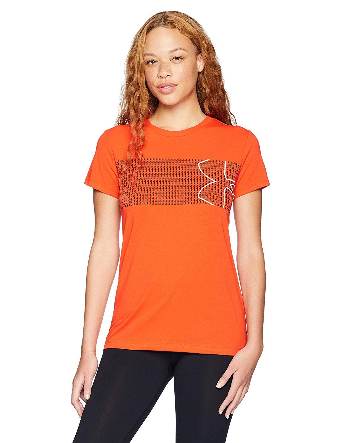 3e91a7f17d3 Under Armour Women s Graphic Classic Crew Chest Logo    To view further for  this item