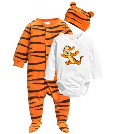 vendita calda servizio duraturo migliore vendita Set tuta+body+berretto H&M 2013 | For the baby | Baby ...