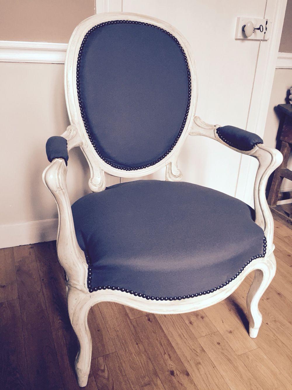 fauteuil m daillon louis philippe restauration fauteuils. Black Bedroom Furniture Sets. Home Design Ideas