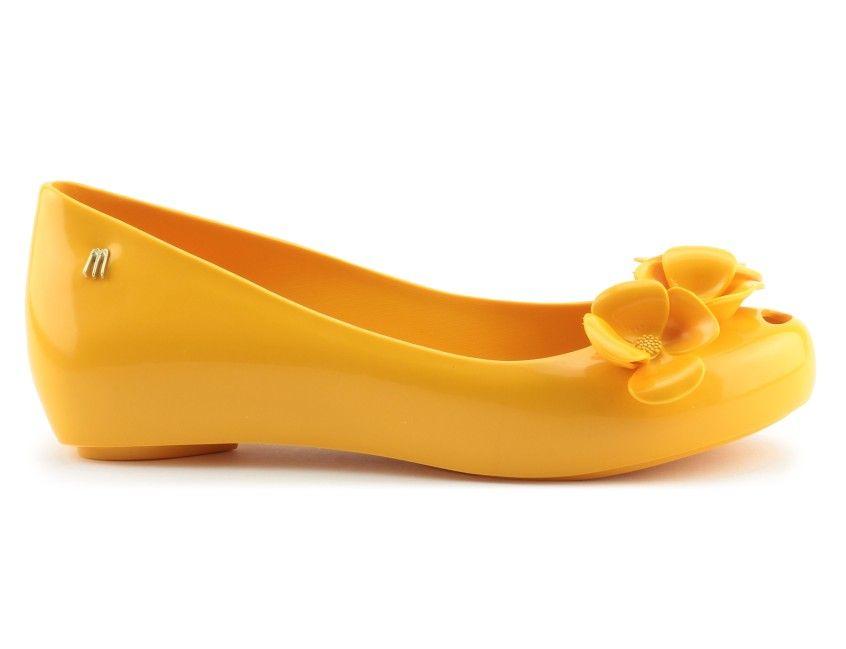Baleriny Melissa Peep Toe Heels Shoes