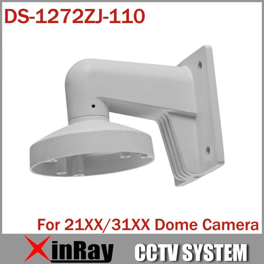 Originele Hoge Kwaliteit Beugel Ds 1272zj 110 Voor Camera Ds 2cd2142fwd Iws Ds 2cd2142fwd I Muurbeugel Wall Mount Bracket Dome Camera Bracket